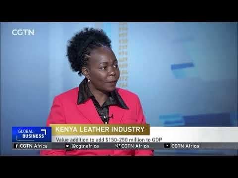 Kenya aims to turnaround static leather industry