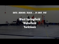Indoor Track: Boys Shot Put 2016