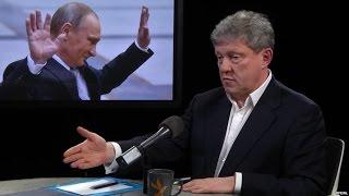 Григорий Явлинский о Путине, борьбе с коррупцией и ситуации в российской экономике и политике