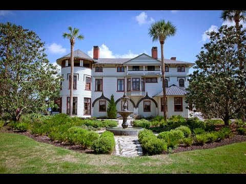Florida Travel: Florida's First Luxury Estate: Stetson Mansion