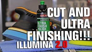 Finishing polish - how to use ultra finish polish Illumina 2.0