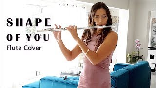 A fun flute cover of shape you, ed sheeran's 2017 hit song. this was recorded and performed on slide filmed samsung s8. enjoy! ...