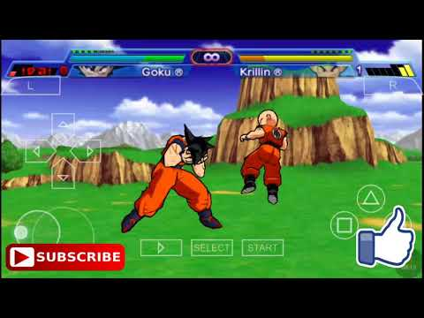 Goku Game Download in Phone/Dragon Ball Z SHin Budokai Download in phone with PSP Gold Emulator400mb