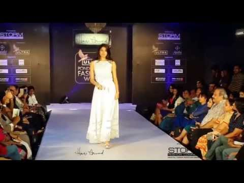 KINGFISHER ULTRA PONDICHERRY FASHION WEEK Produced by STORM FASHION COMPANY