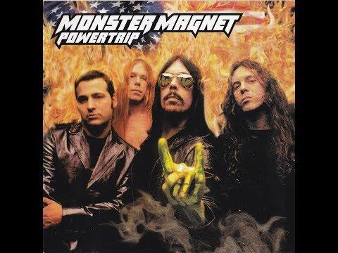 MONSTER MAGNET - Powertrip [FULL ALBUM] 1998 -with bonustracks & inside covers-