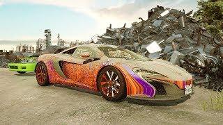 Car Mechanic Simulator 2018 - КУПИЛ РАЗБИТЫЙ McLaren 650S В ДУБАЕ НА СВАЛКЕ!