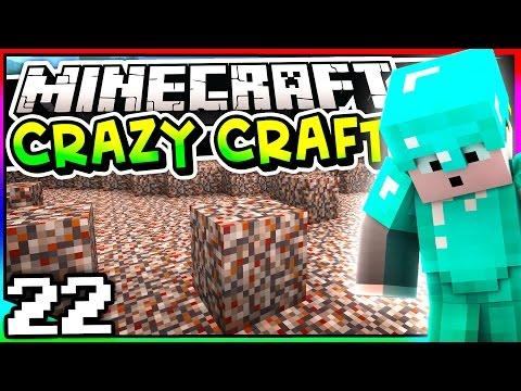 Minecraft: Crazy Craft 3.0 - Episode 22 - TRANSFORMIUM SEED!