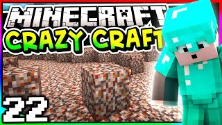 Minecraft: Crazy Craft 3.0 - Episode 22 - TRANSFORMIUM SEED!