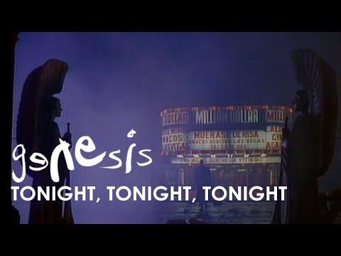 Genesis - Tonight, Tonight, Tonight (Official Music Video)