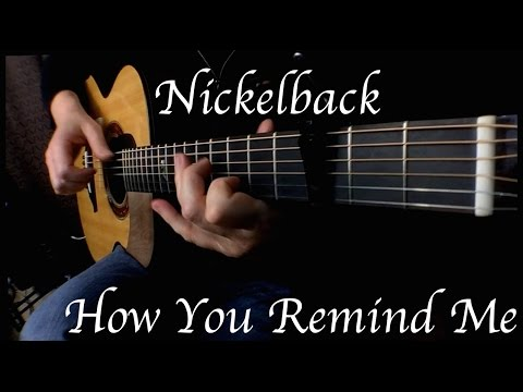 Nickelback Nickelback How You Remind Me