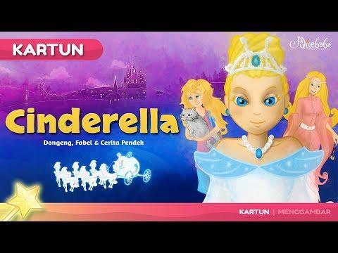 Cinderella - Kartun Anak Cerita2 Dongeng Anak Bahasa Indonesia - Cerita Untuk Anak Anak