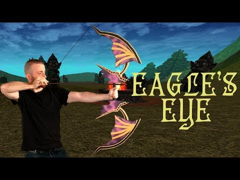S1E08 I've Made Working EAGLE'S EYE (+11) Knight Online IRL How To Make