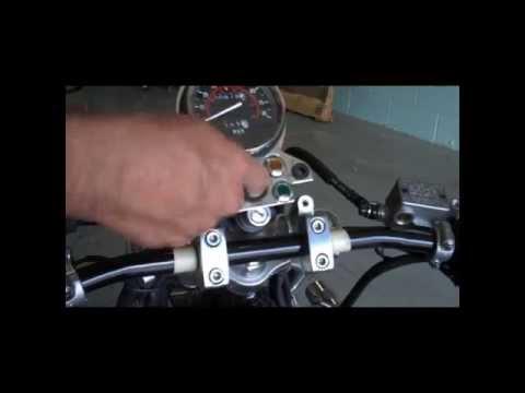 Honda Rebel 250/125 Drag Bars