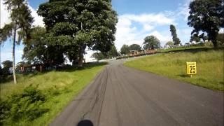 Loton Park Hill Climb 15th July 2012 - Suzuki TL1000S
