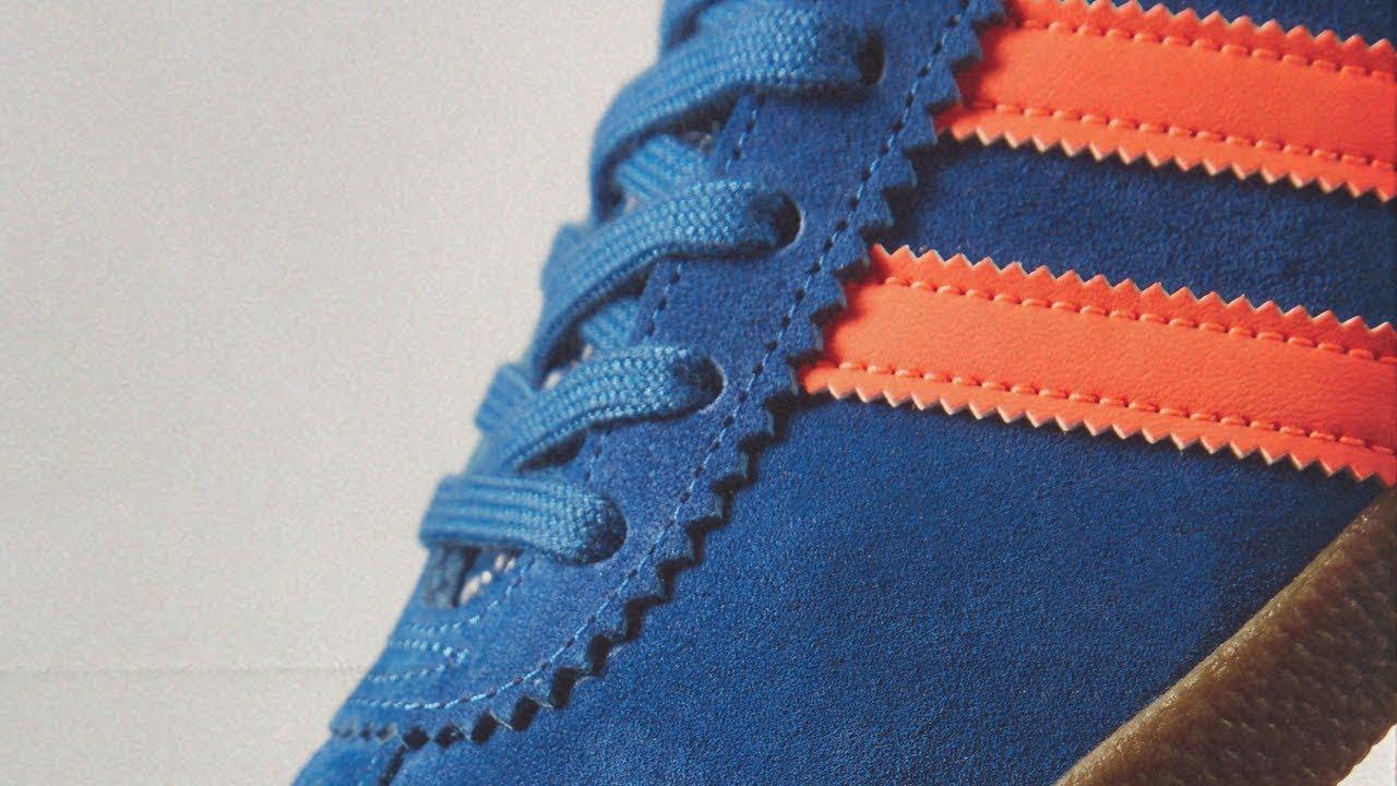 Adidas originali dublino ripubblicare 2017 (unboxing / revisione) su youtube