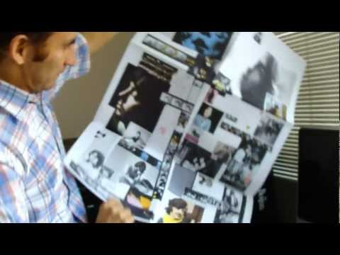 Unboxing 2012 The Beatles White Album Vinyl 2012 Reissue