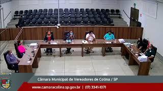 Câmara Municipal de Colina  10ª Sessão Ordinária - 15/06/2020