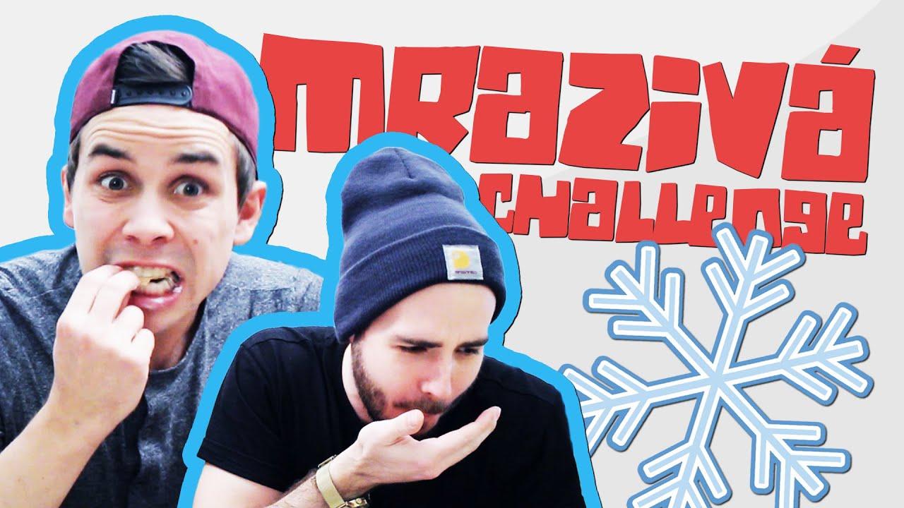 MRAZIVÁ CHALLENGE w/Pavel | Hoggy