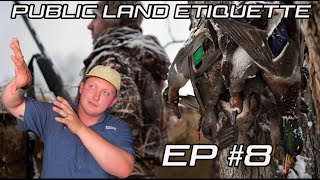 Public Land Hunting Etiquette | Field Facts with Forrest