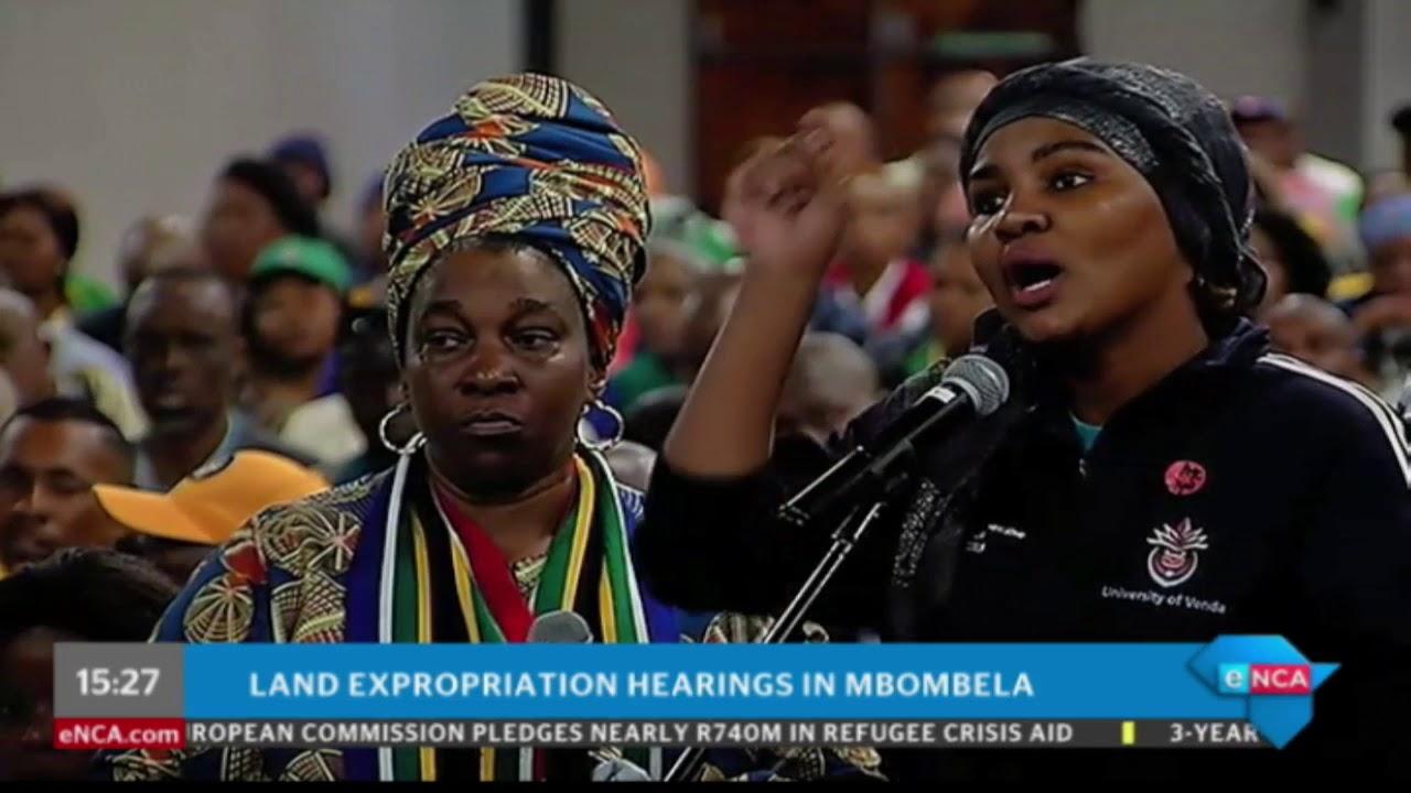 Hearing both sides of the land expropriation debate in Mpumalanga