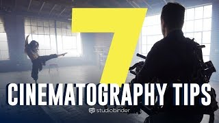 7 Cinematography Lessons for Filmmakers
