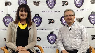 The Reading Royals Really Listen!