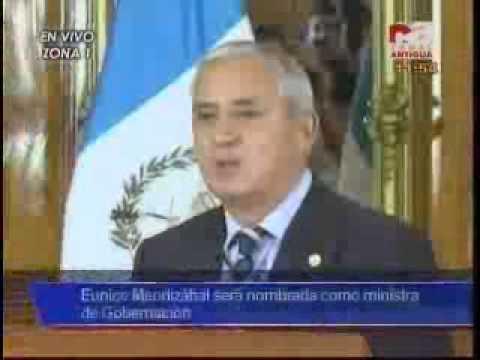 Renuncia de GobernaciónConferencia de prensa CA 1148 210515