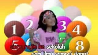 Lagu anak Indonesia - 1 2 3 4