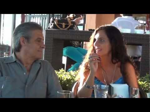 CLAUDIA SABA INTERVISTA  LOS CARDANEROS