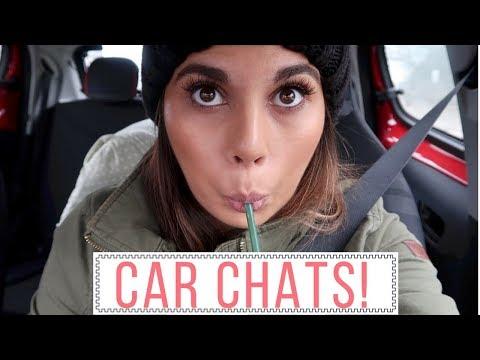 CAR CHATS! Vlog 51 | Charlotte Palmer Evans