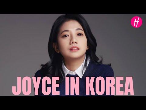 Joyce in Korea