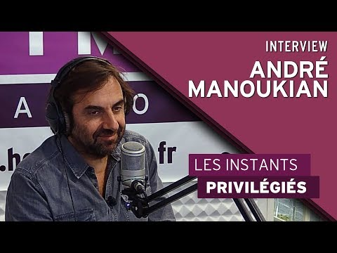 André Manoukian Interview Hotmixradio