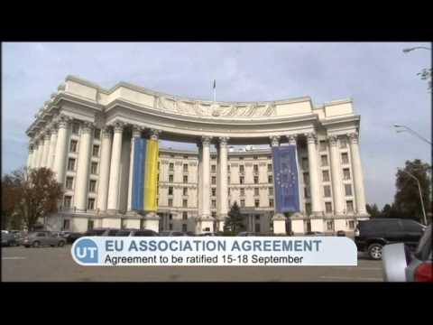 Ukraine to Sign EU Deal: European Union Association Agreement set to be ratified
