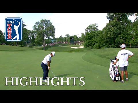 Hideki Matsuyama's Highlights | Round 1 | The Memorial