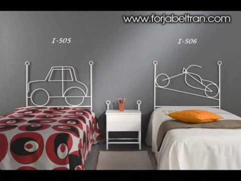decoracion dormitorios infantiles cabeceros y camas ideas y propuestas