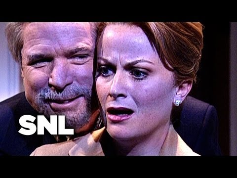 To Love, Honor and Stalk - SNL