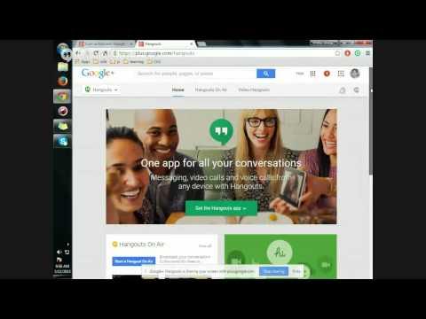 Cum sa folosesti Google Hangouts ?