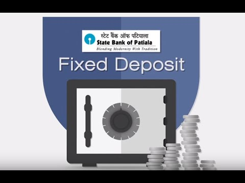 State Bank of Patiala Fixed Deposit