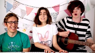 GOD ONLY KNOWS - Bry, Dodie & Evan cover