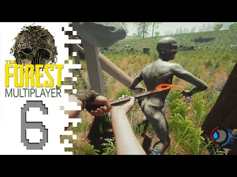 The Forest (Multiplayer) - EP06 - A Great Wall