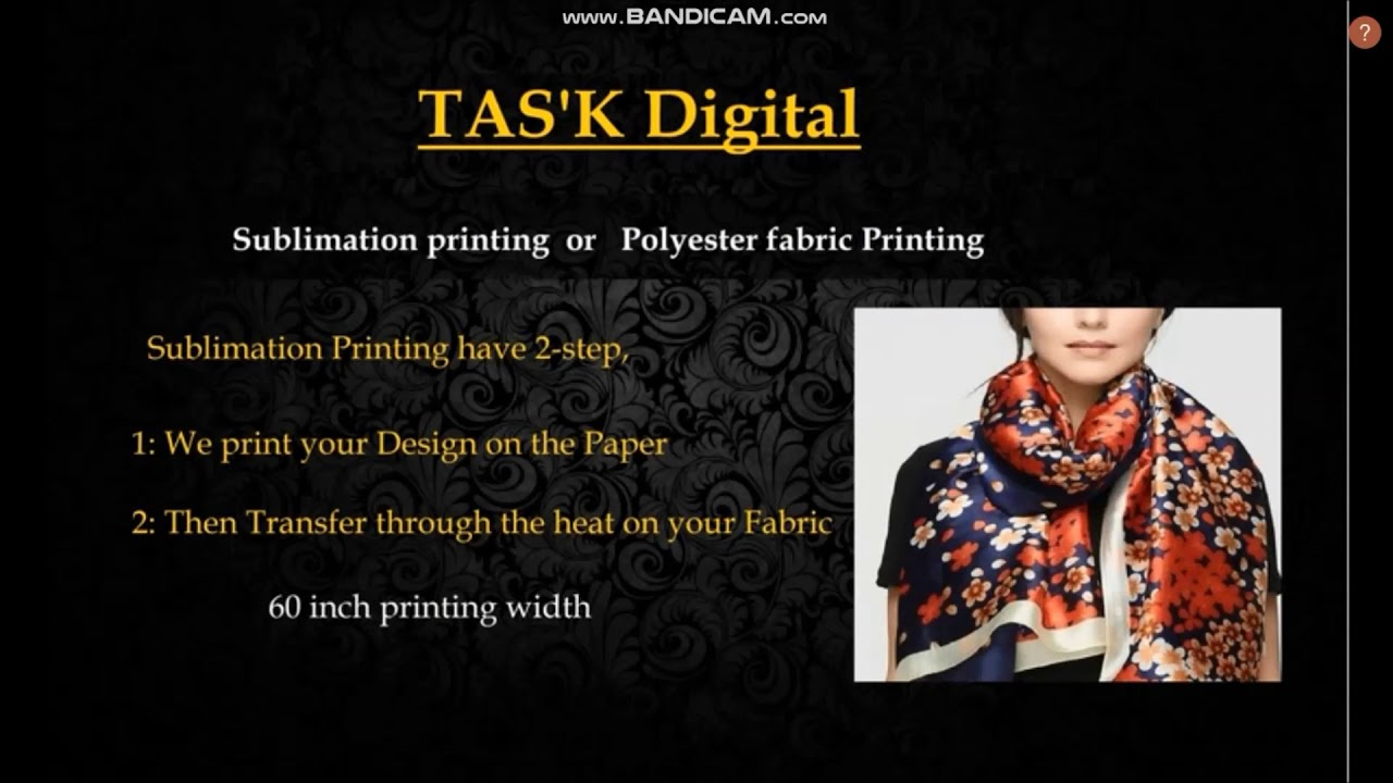 Sublimation printing in Lahore