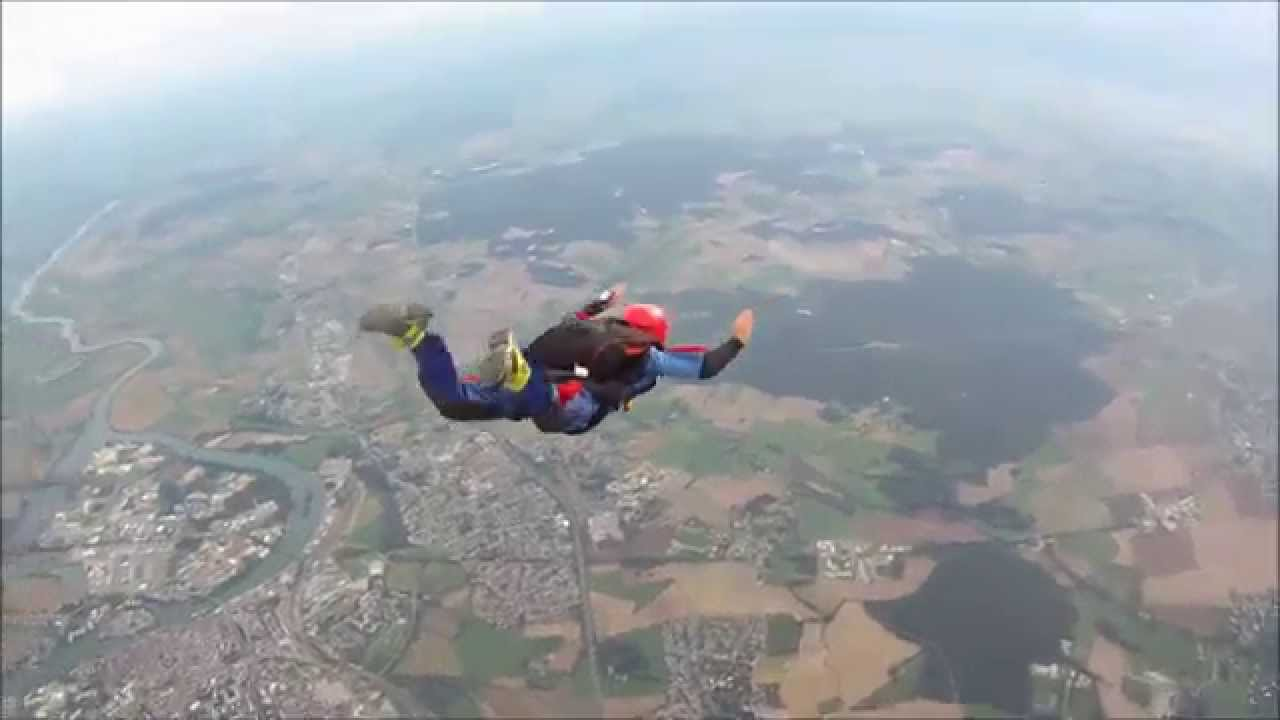 brevet a de parachutisme chalon sur saone a level skydiving exam youtube. Black Bedroom Furniture Sets. Home Design Ideas