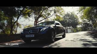 The new Mercedes Benz E-Class with BS VI Engine