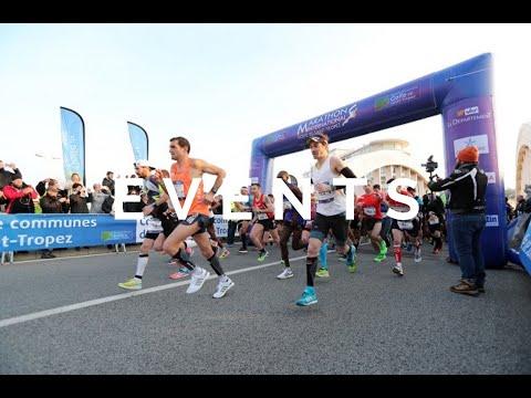 Marathon du Golfe de Saint Tropez 2018, le film