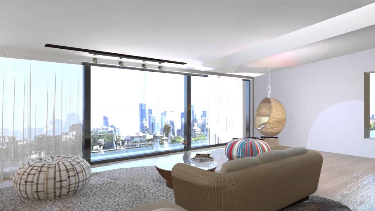 Simple & clean concept design for condo by interior my