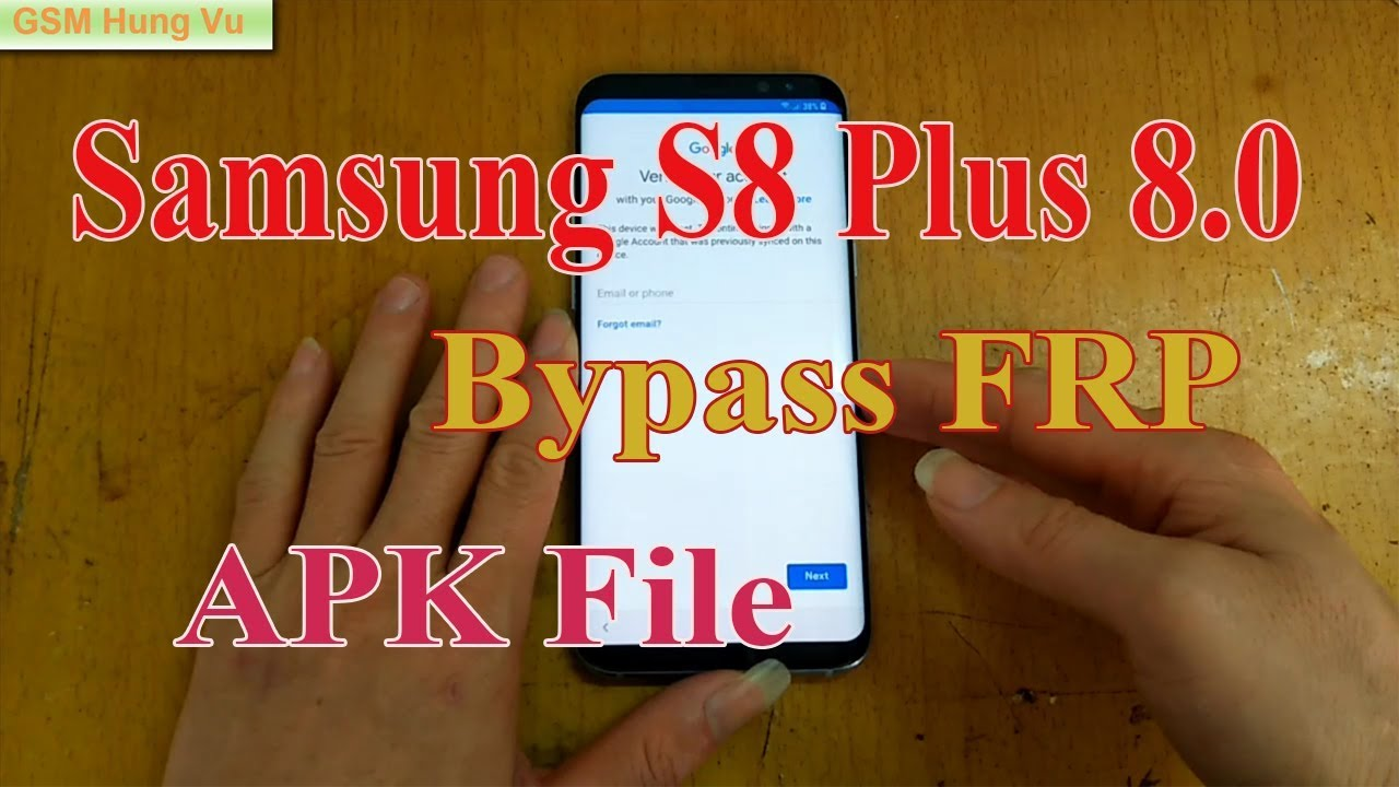frp bypass apk android 8