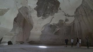 Israel's Beit Guvrin caves added to UNESCO heritage list