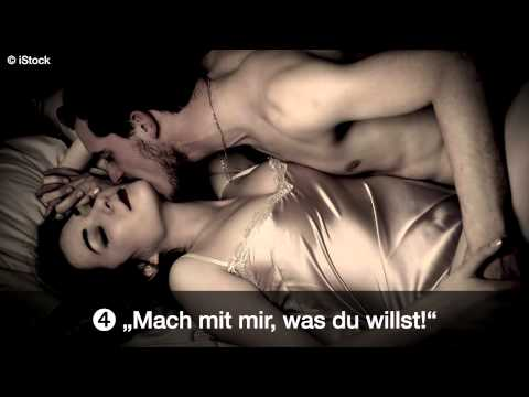 SEX: Das wollen MÄNNER im Bett hören!