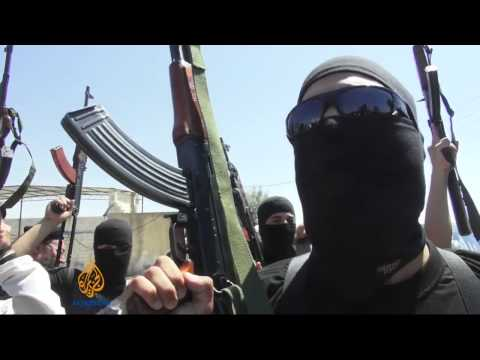 Syria rebels demand al-Qaeda group surrender