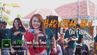Download lagu Nisa Farisa - Harusnya Aku || ONE NADA live PBB plampangrejo kaliploso